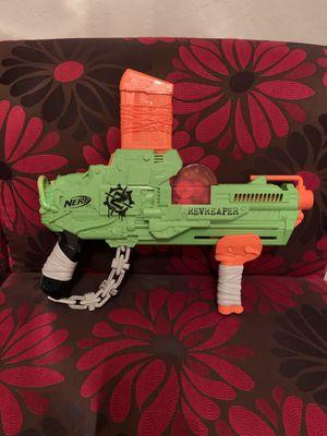 Nerf gun guns revreaper for Sale in West Sacramento, CA