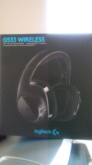 Logitech G533 Gaming Headphones for Sale in Calumet Park, IL