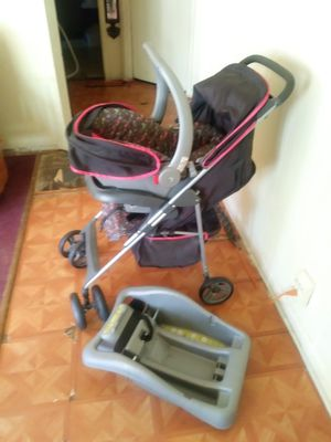 Baby stroller and car seat for Sale in Fort Worth, TX