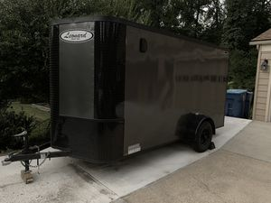 6x12 Trailer (NO TRADE, cash only) for Sale in Fairfax, VA