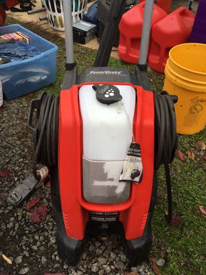 Power stroke electric pressure washer for Sale in Eugene, OR