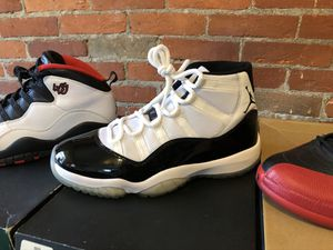Jordan 11 Concord size 10 for Sale in Baltimore, MD