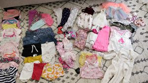 Baby girl clothes. Clean and in good condition for Sale in Litchfield Park, AZ