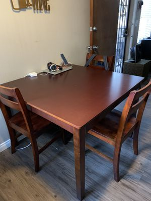 Square Kitchen Table for Sale in San Diego, CA