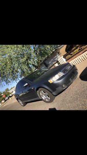 2003 Audi A4 Quattro 1.8t for Sale in Phoenix, AZ
