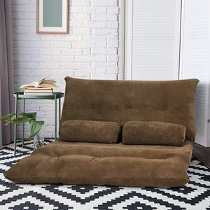 6-Position Adjustable Sleeper Lounge Couch with 2 Pillows for Sale in Diamond Bar, CA