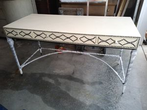 Brand New Harlowe and Finch Laffont Leather Writing Desks for Sale in Willow Spring, NC