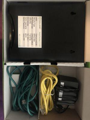 C1100T Modem / Router for Sale in Phoenix, AZ
