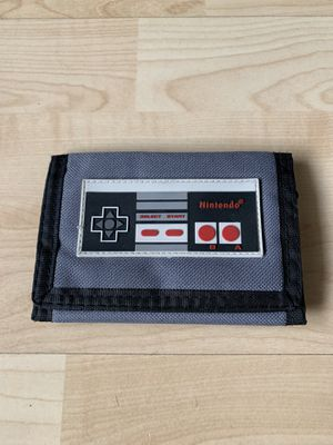 Nintendo NES Controller Bi-Fold Wallet for Sale in Chino Hills, CA
