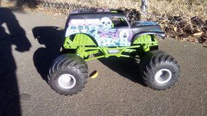 Grave digger hot wheels big truck for Sale in Stockton, CA