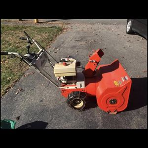 ARIENS SNOW BLOWER 7HP for Sale in Marblehead, MA