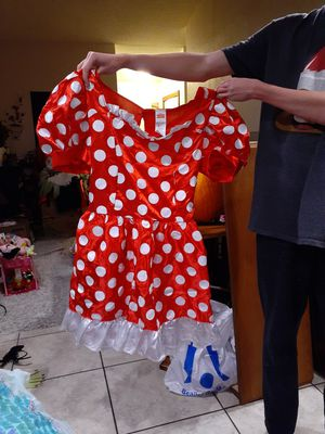 Adult Disney Minnie Mouse costume for Sale in Wahneta, FL