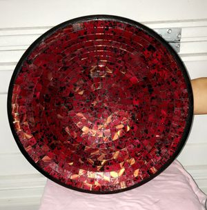 Mosaic Bowl for Sale in Hardy, VA