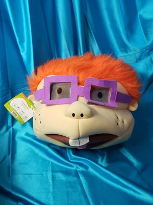 Chuckie Maskimals Oversized Plush Mask Made of high-quality soft plush material Age Range: 14 years and up for Sale in Spring Hill, IA
