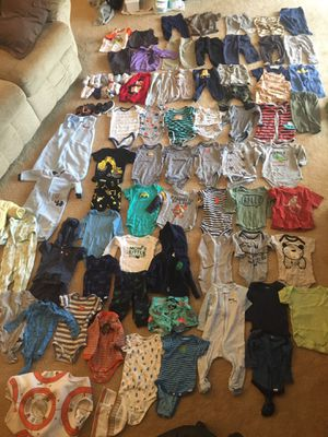 Baby boy clothes size 6M-18M **130+ pieces** for Sale in Lehigh Acres, FL