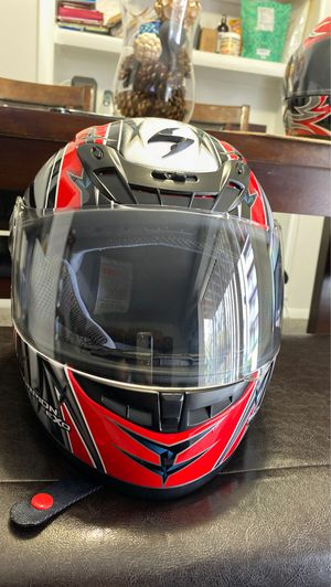 Scorpion EXO Sting Motorcycle Helmet-DOT M2005 for Sale in Alexandria, VA