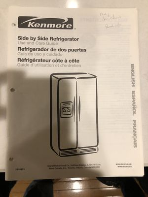 Kenmore refrigerator for Sale in Westerville, OH