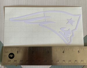 Patriots logo vinyl decal for Sale in Maricopa, AZ