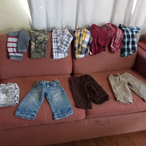 18-24 months and 2t boy clothes for Sale in San Bernardino, CA