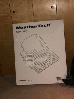 2016-2018 Honda Accord WeatherTech mats—BRAND NEW for Sale in Bend, OR