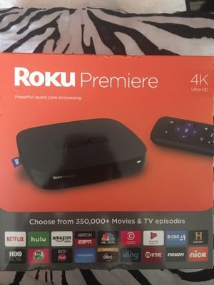 Roku Premiere for Sale in Humble, TX