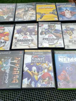 Video Games 11 Total Asking $35 for Sale in Stockton,  CA