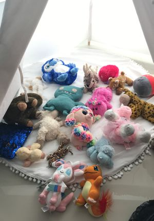 Stuffed Animals from a Clean Smoke Free Home for Sale in Boca Raton, FL