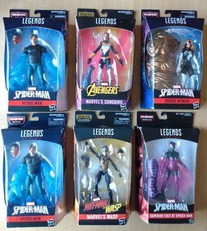 Marvel legends action figures sale or trade read description please for Sale in Stockton, CA
