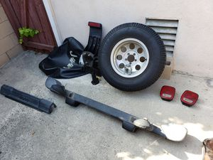 Jeep parts off a 1999 Sahara TJ for Sale in Covina, CA