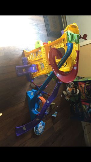 Vtech HOT WHEELS TRACK & RAMPS for Sale in Pasadena, TX