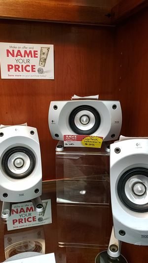 Logitech Home speakers for Sale in Chicago, IL