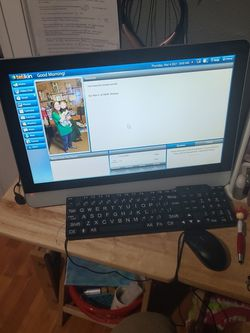 Teliken WOW 22inch Touchscreen Computer for Sale in Gervais,  OR
