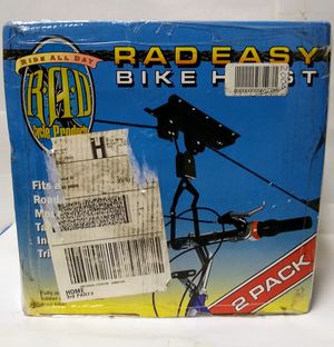 2-Pack RAD Cycle Bike Lift Hoist Garage Mtn Bicycl for Sale in Lincoln, NE