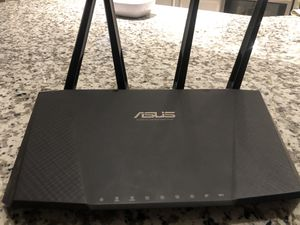 Asus router for Sale in North Las Vegas, NV
