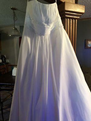 David's bridal wedding dress for Sale in Silsbee, TX