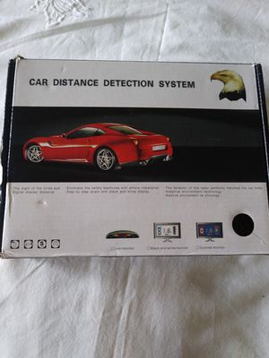 Car distance detection system for Sale in Chino, CA