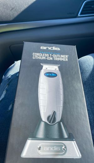 Andis cordless clippers $125 for Sale in Los Angeles, CA