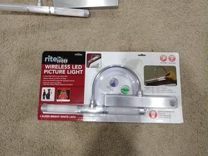 Rite Lite LED picture lamps $5 bundled for Sale in Ashburn, VA