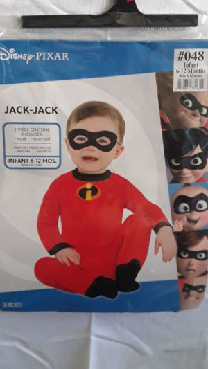 Jack-jack costume for Sale in Hemet, CA