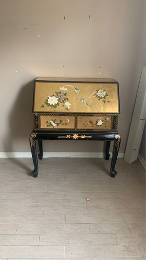 Antique Oriental Desk for Sale in Tamarac, FL