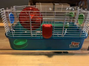 Hamsters cage for Sale in Watauga, TX