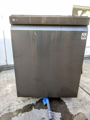 LG Smart Home Wifi Stainless Steel Dishwasher for Sale in Stockton, CA
