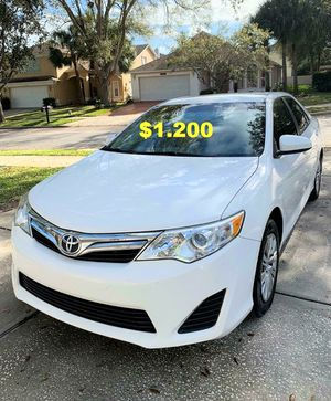 Fully Maintained$1200 I'm Selling URGENT! 2013 Toyota Camry for Sale in Atlanta, GA