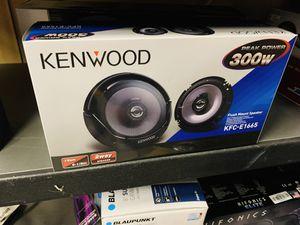 Kenwood 6 1/2 Door Speakers for Sale in San Bernardino, CA