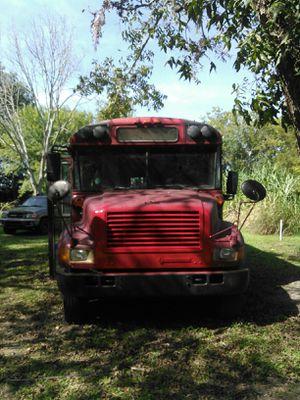 Converted School Bus for Sale in Breaux Bridge, LA