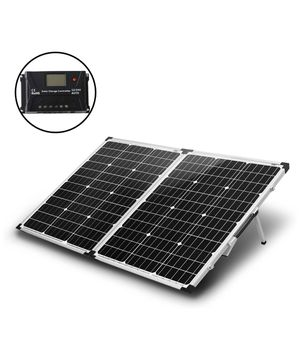 Paneles solares mini cristalinos portátiles para RV , camping ⛺️ , viajes , paseos etc for Sale in Hesperia, CA
