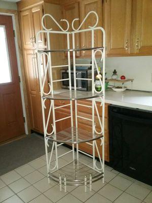 Corner Baker's Rack for Sale in Warwick, RI