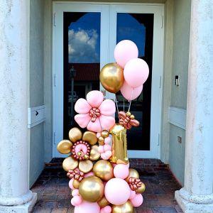 Balloons, Balloon Decorations, Balloon Bouquets, Balloon Columns, Balloon Arrangements for Sale in Miami, FL