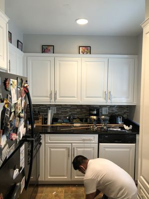 Call to paint your cabinets for Sale in Herndon, VA