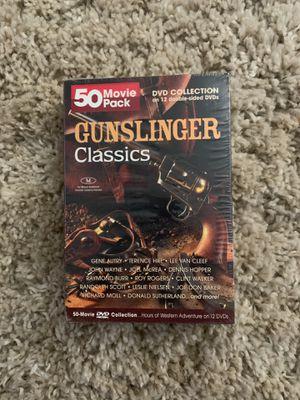 Gunslinger classics DVD for Sale in Citrus Heights, CA